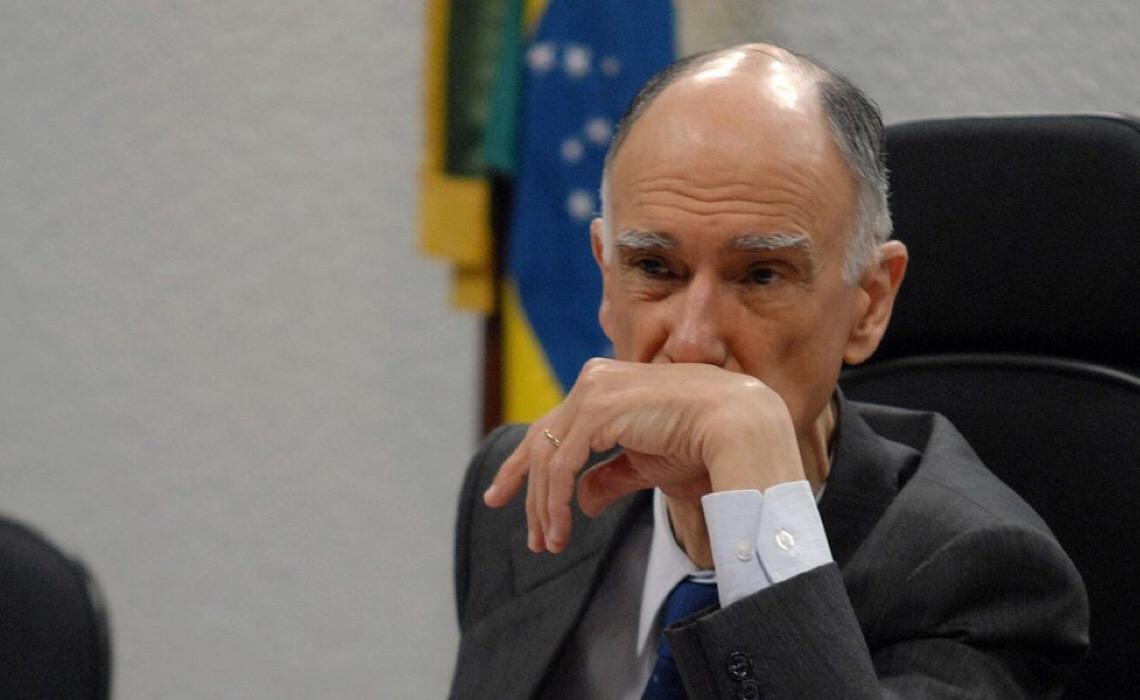Políticos lamentam a morte do ex-vice presidente Marco Maciel