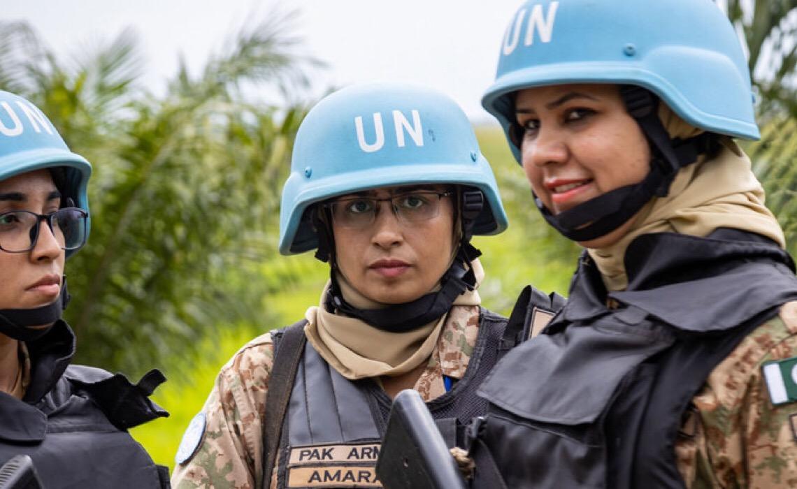 General do Brasil assume comando da Missão da ONU na República Democrática do Congo