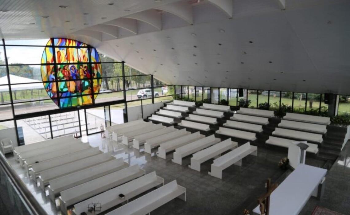 Lago Sul conta com a bênção do turismo religioso no DF