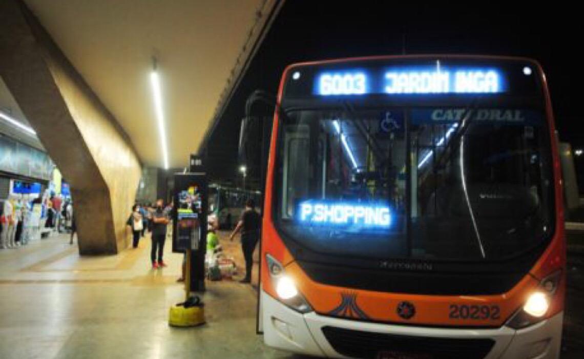 Governo do DF assume em julho a gestão do transporte de passageiros do Entorno