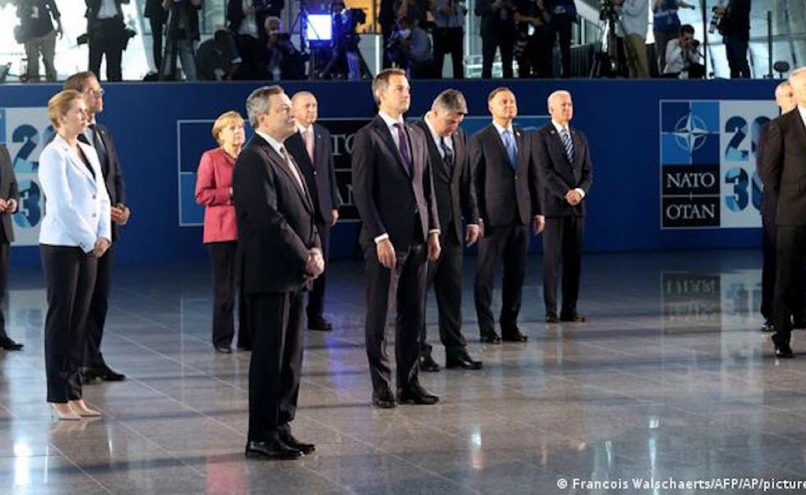 China rejeita declaração da OTAN que representa continuidade da mentalidade de Guerra Fria e política de bloco