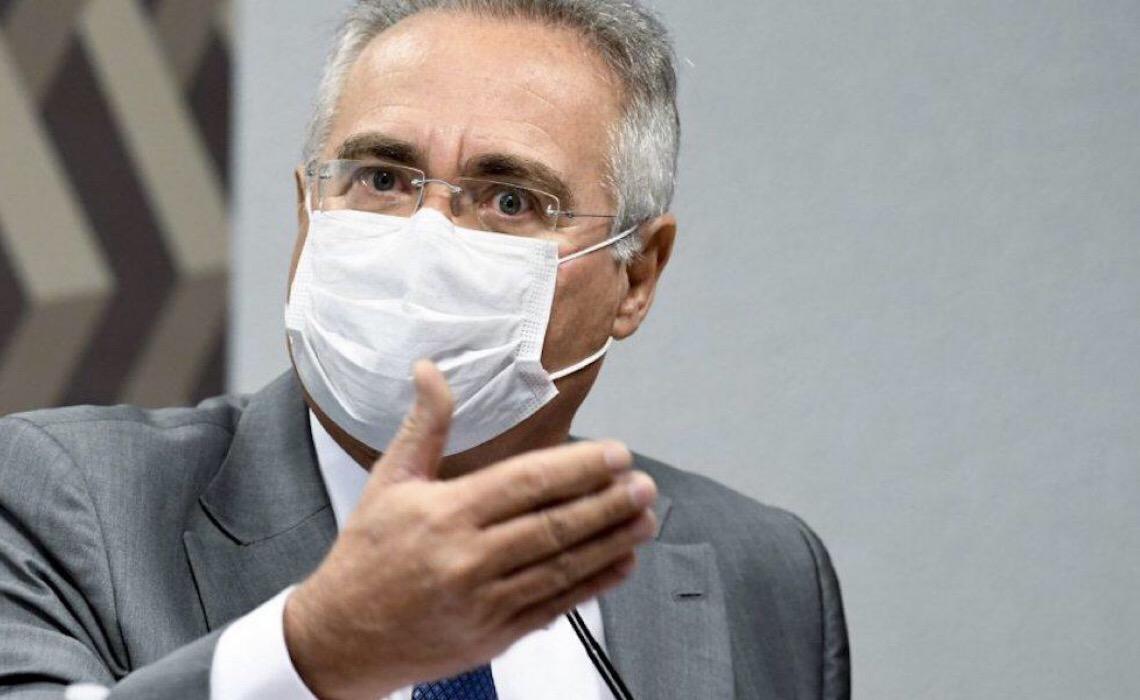 Renan entra como '3º interessado' no processo contra decretos estaduais