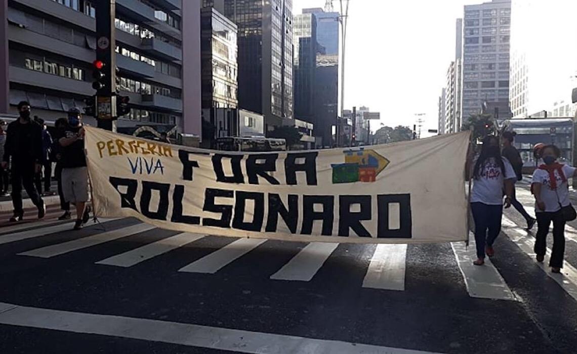 A política de solidariedade, um convite às ruas
