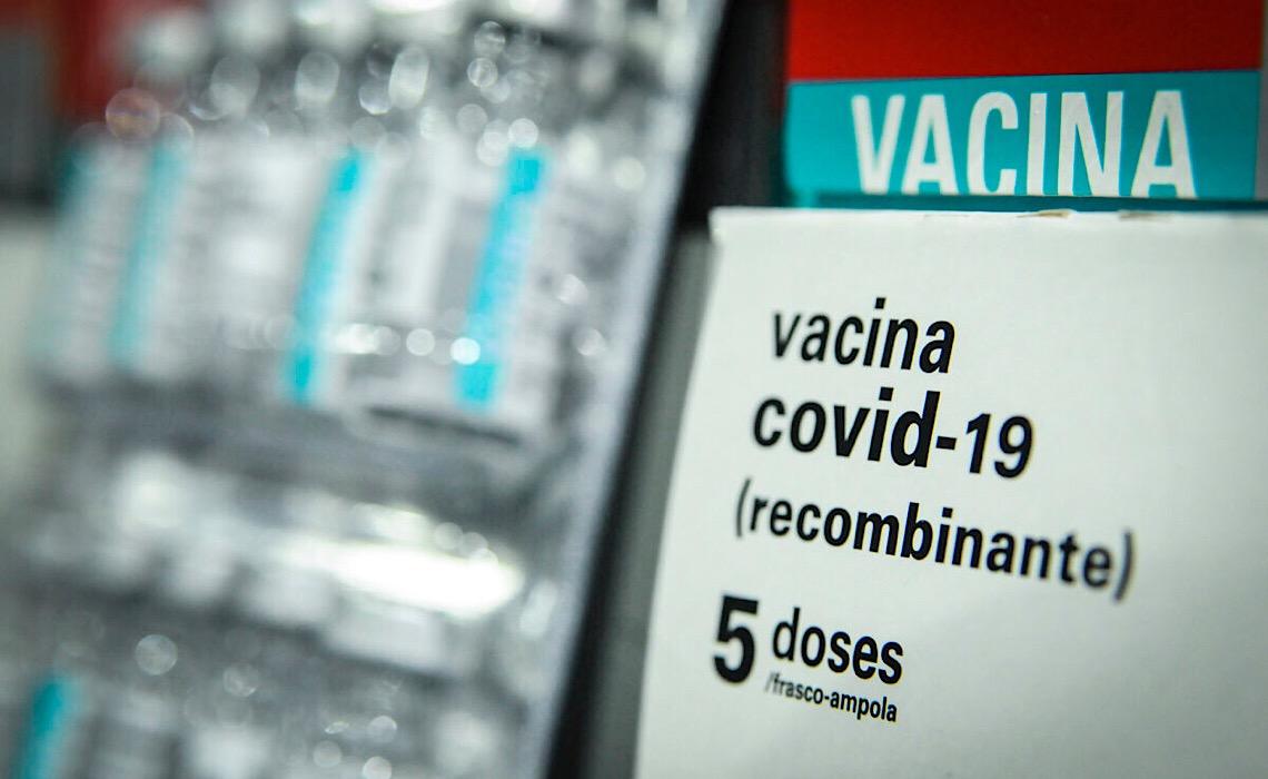 Cerca de 400 mil doses aguardam população para segunda dose no DF
