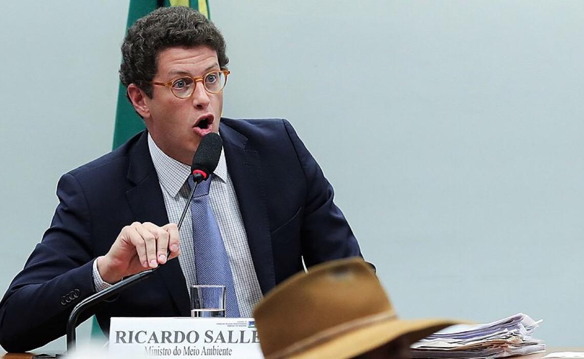 Ricardo Salles está fora do Ministério do Meio Ambiente