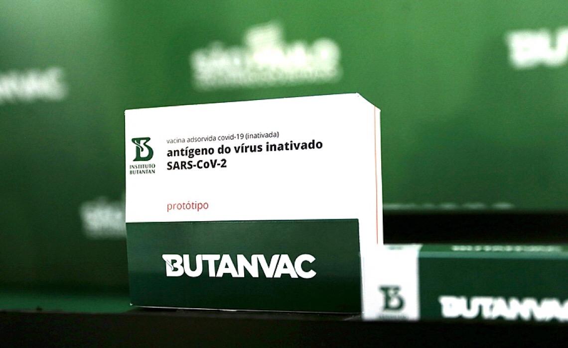 Interessados em participar de testes da ButanVac podem fazer pré-cadastro online