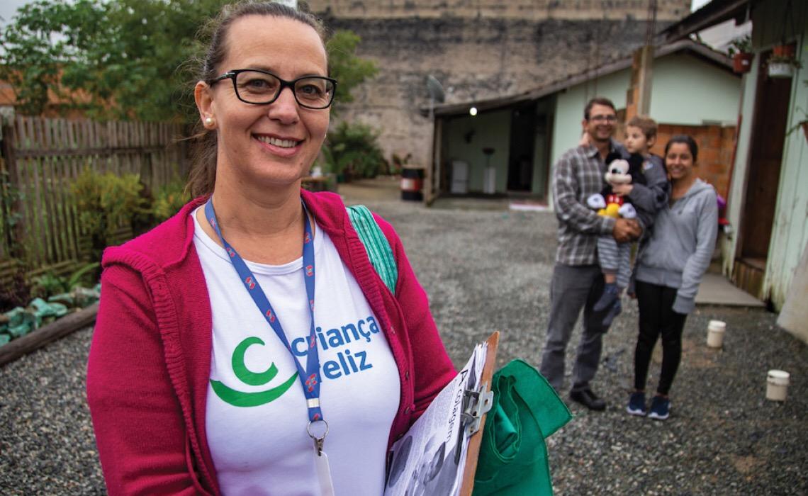 ONU Mulheres seleciona Consultoria Nacional para Elaboração de Diagnóstico para o Programa Criança Feliz