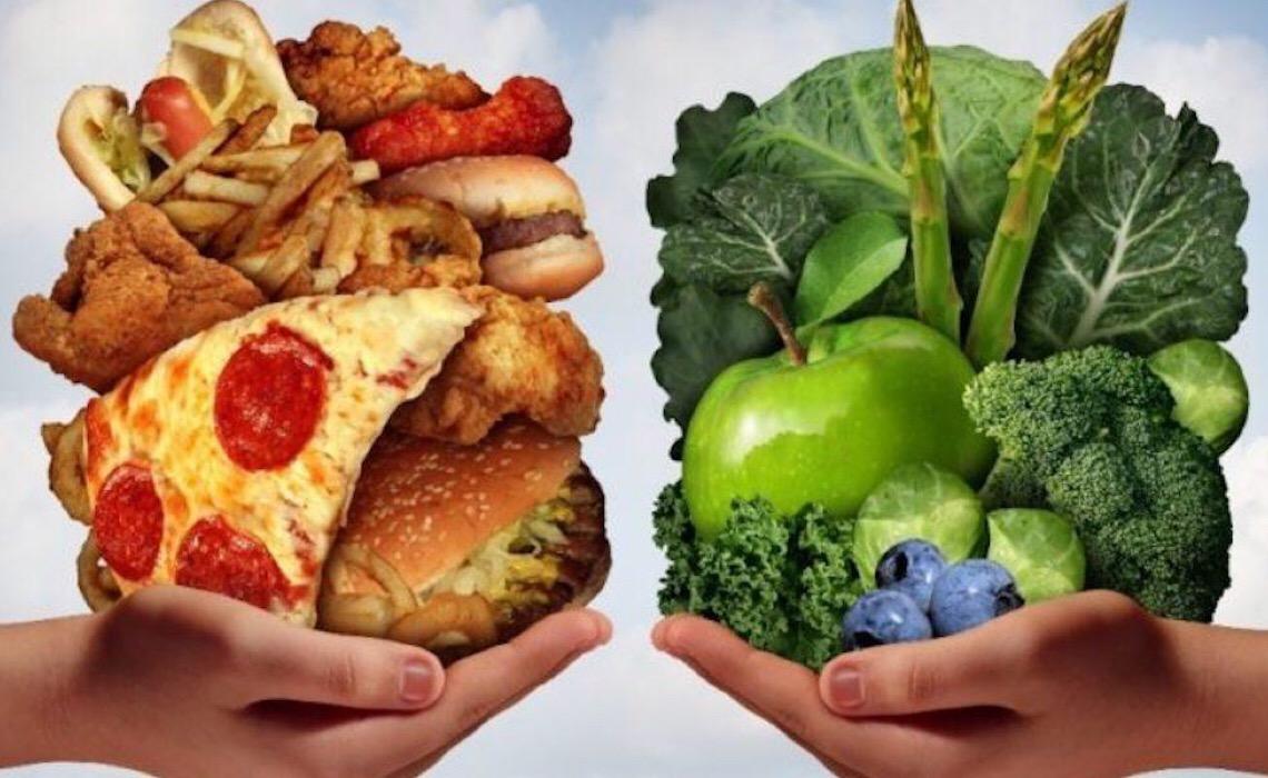 Alimentos mais prejudiciais para a saúde