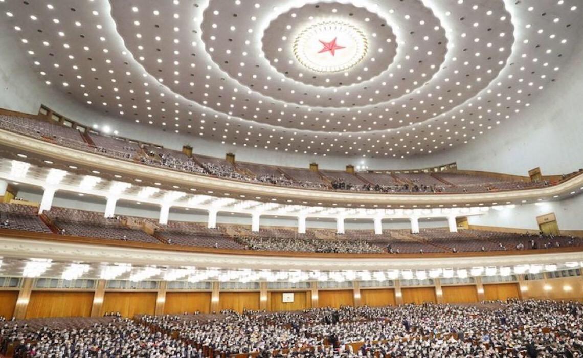 Sistema de partidos políticos da China fornece ideias chinesas para o mundo, diz livro branco