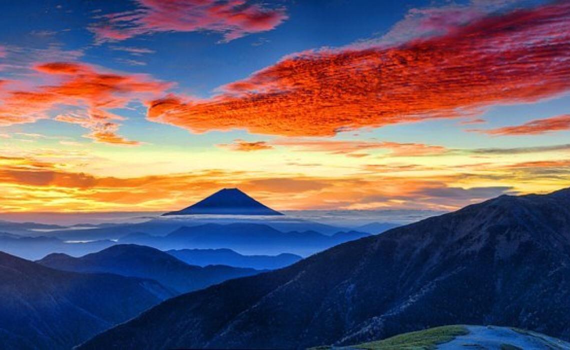 Autoridades japonesas reabrem rota de escalada no monte Fuji