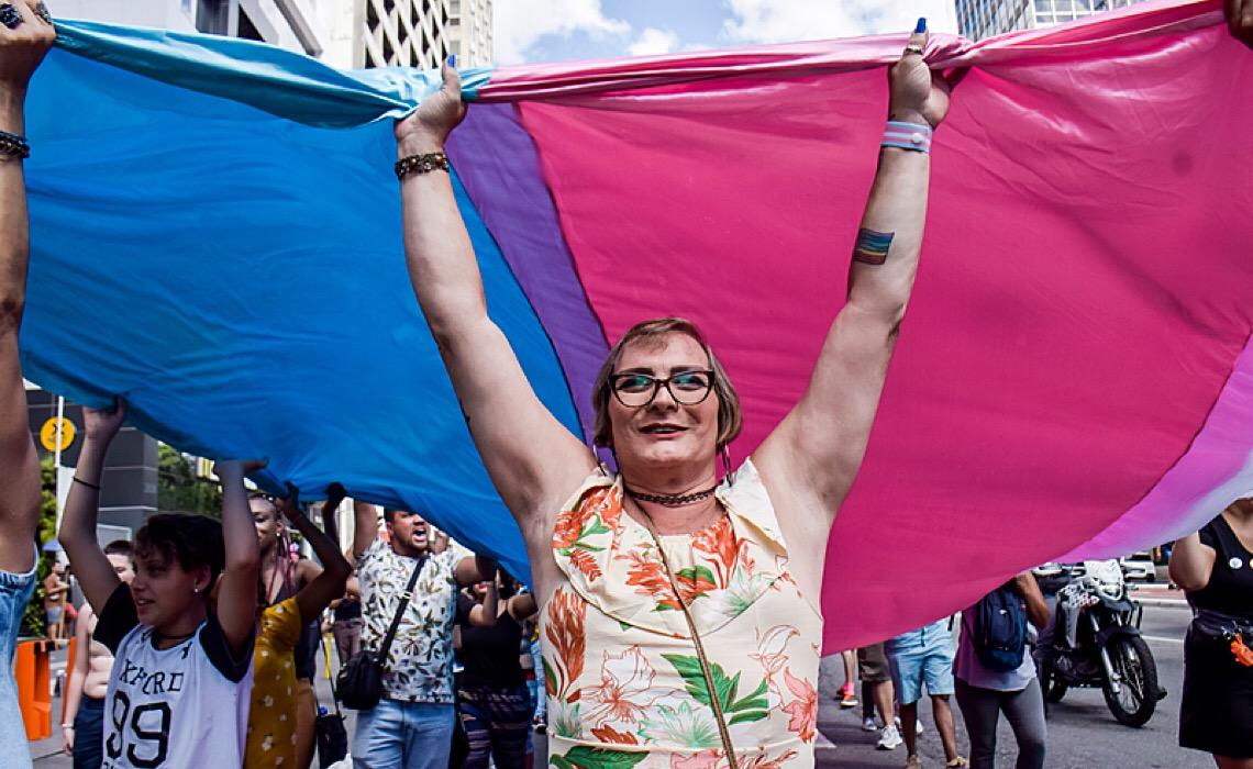 População trans e travesti e reconhecimento do nome social no acesso ao SUS