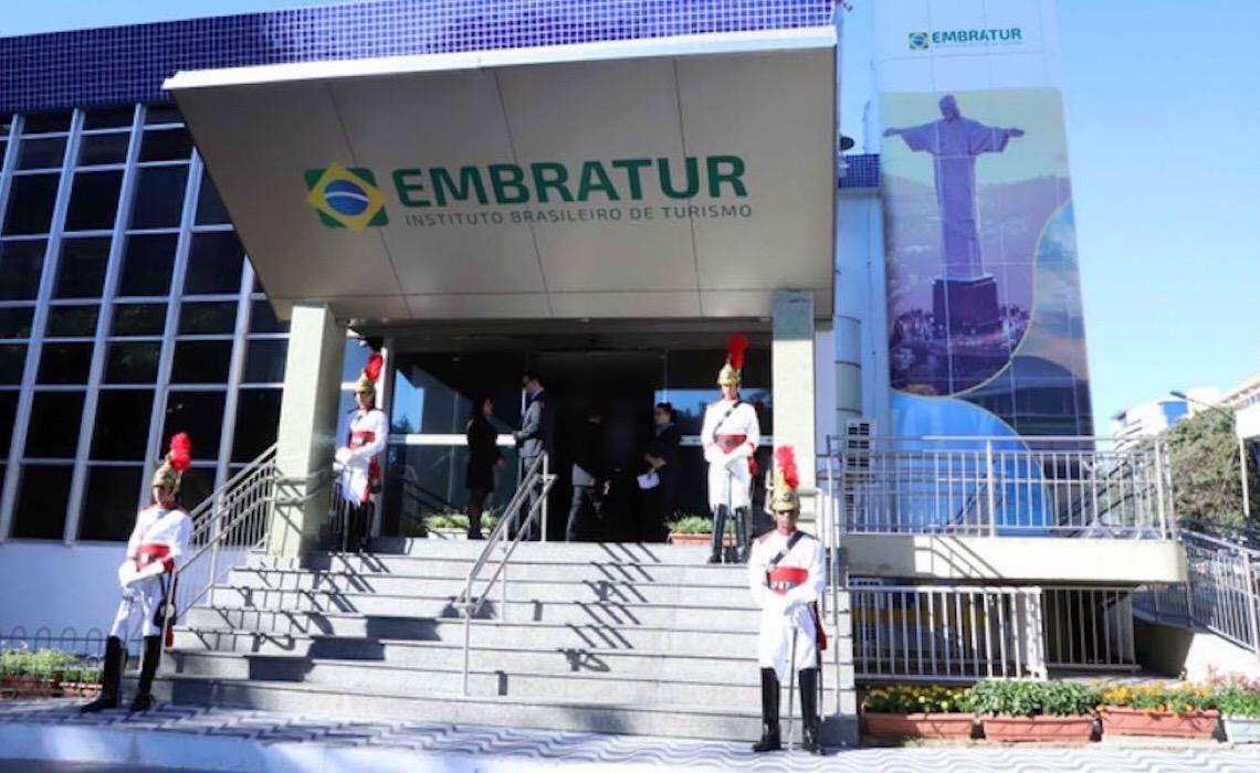 Embratur retoma promoção dos destinos nacionais no exterior