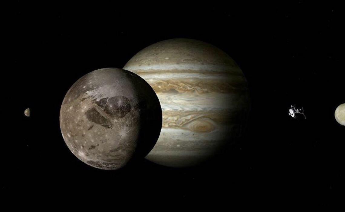 Astrônomos revelam que pode haver vida nas nuvens de Júpiter