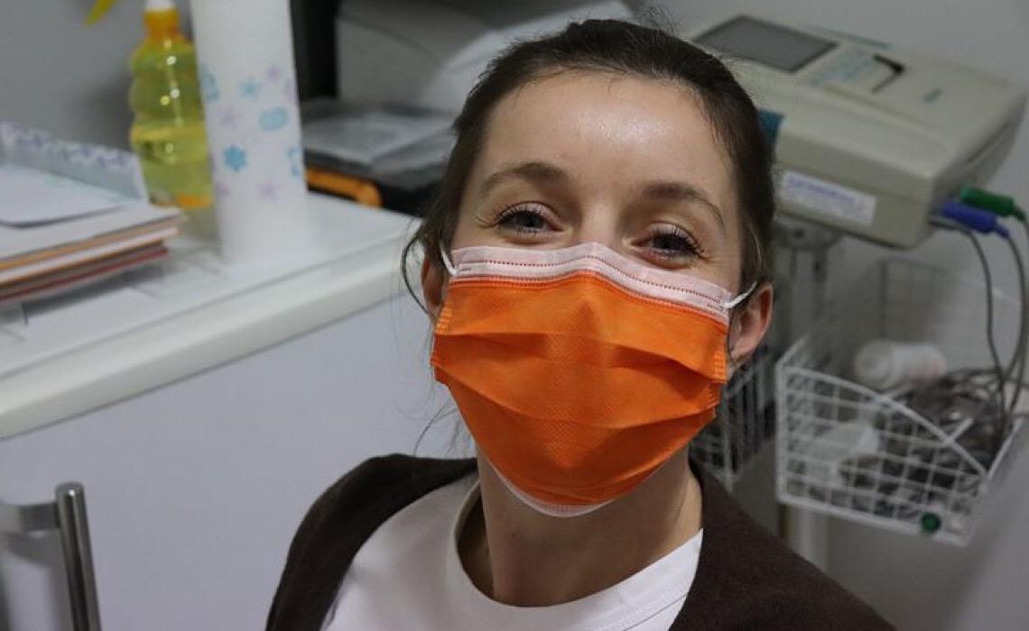 É um erro pensar que a pandemia está dominada; continue a usar as máscaras