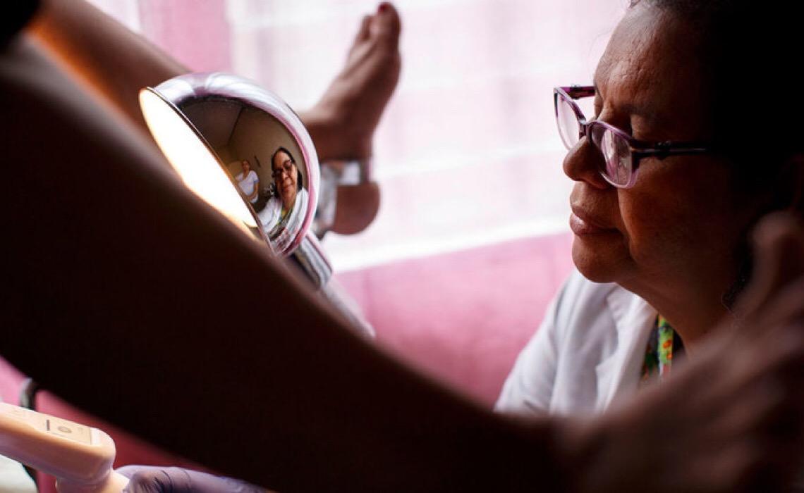 OMS lança novas diretrizes sobre prevenção e tratamento do câncer cervical