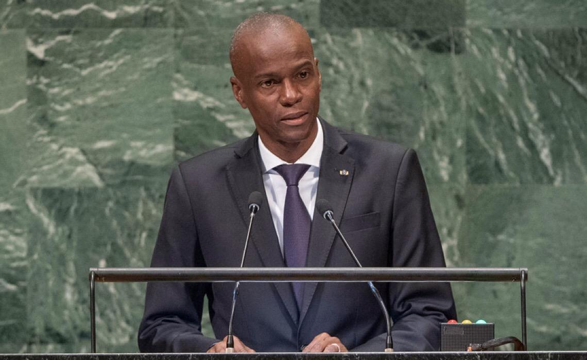 Esposa do presidente do Haiti faz 1ª declaração após assassinato do marido