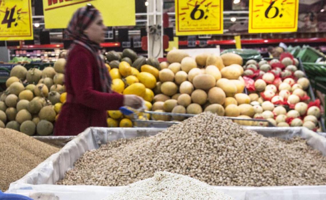 Preço dos alimentos cai pela primeira vez em um ano