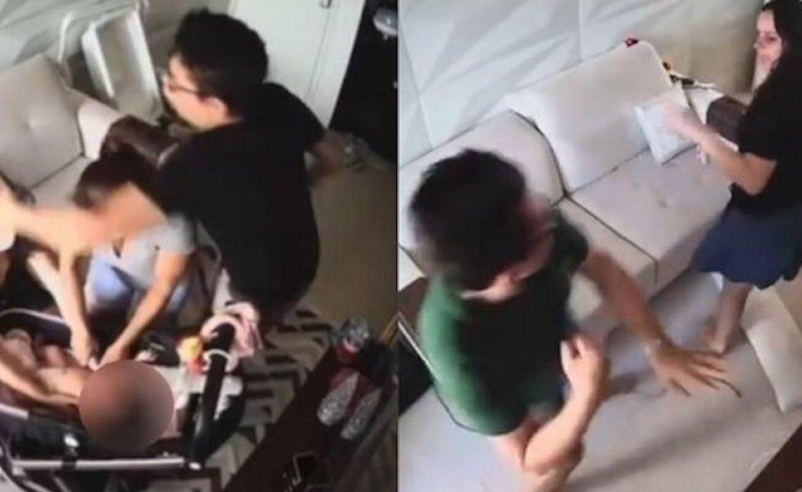 Vídeos flagram agressões do DJ Ivis contra a mulher no Ceará