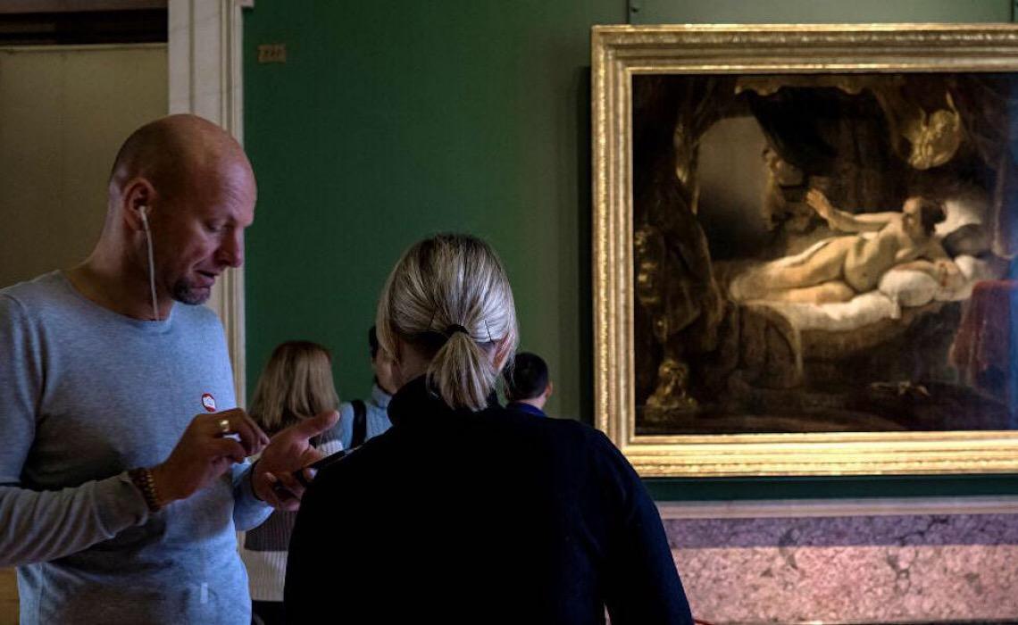 Encontrados 2 quadros do século XVII na Alemanha em lixeira