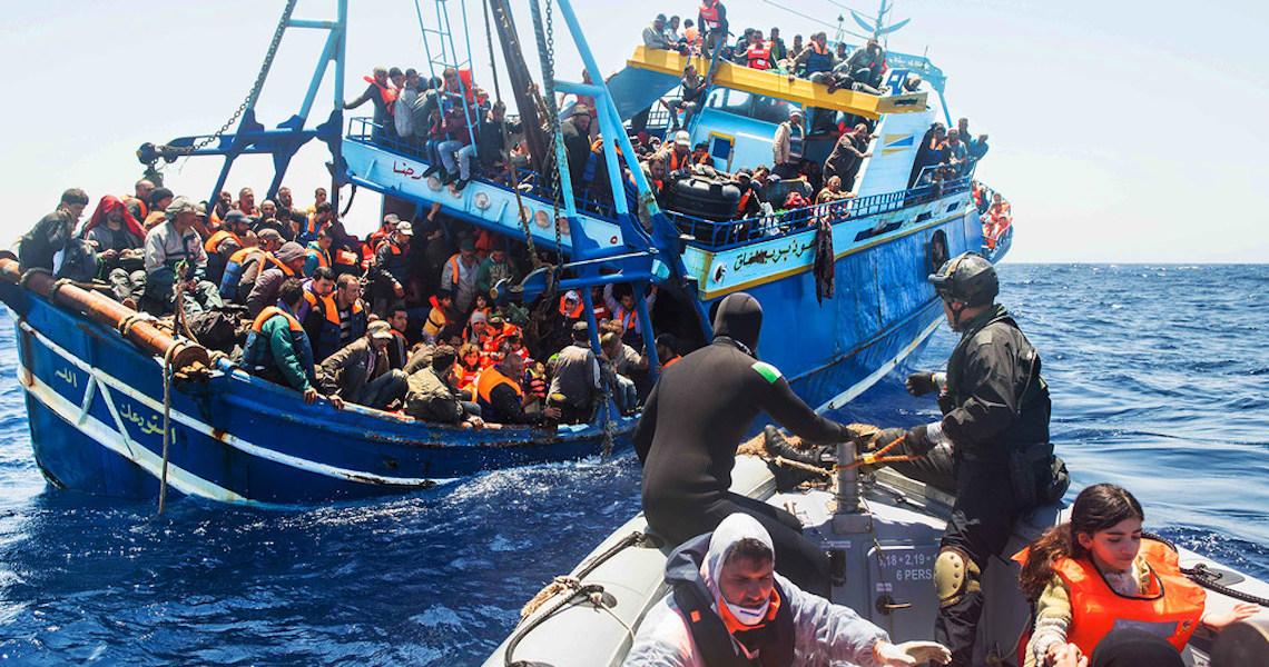 Mortes por afogamento no Mediterrâneo subiram mais de 50% em meio ano