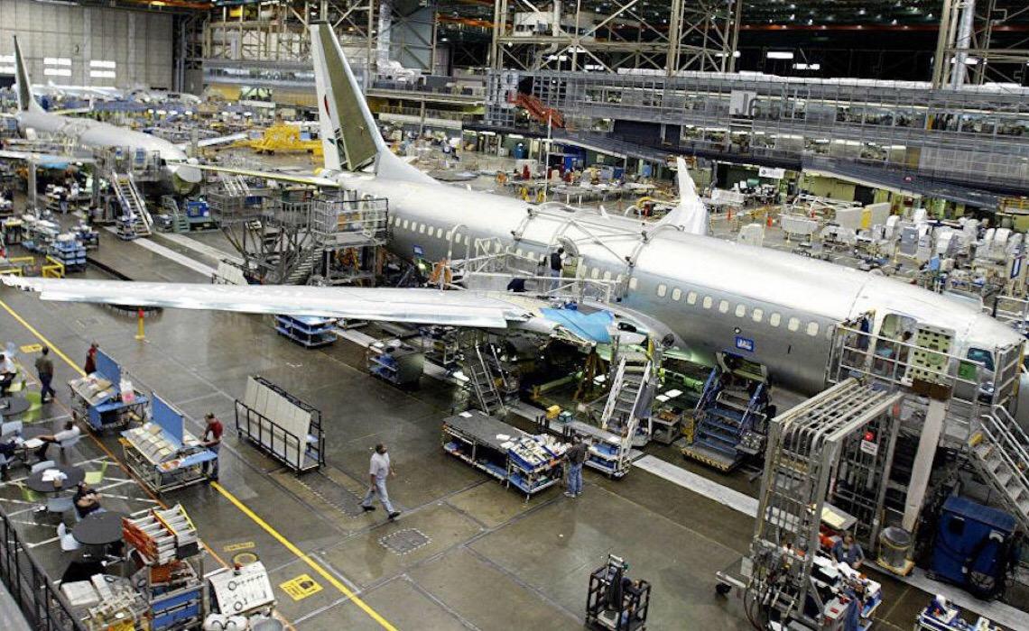 China está desenvolvendo avião maior que Boeing 737 para transporte em velocidade hipersônica