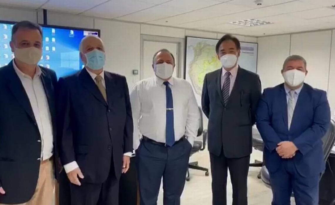 Eduardo Pazuello e Elcio Franco decretaram a fase final do governo Jair Bolsonaro
