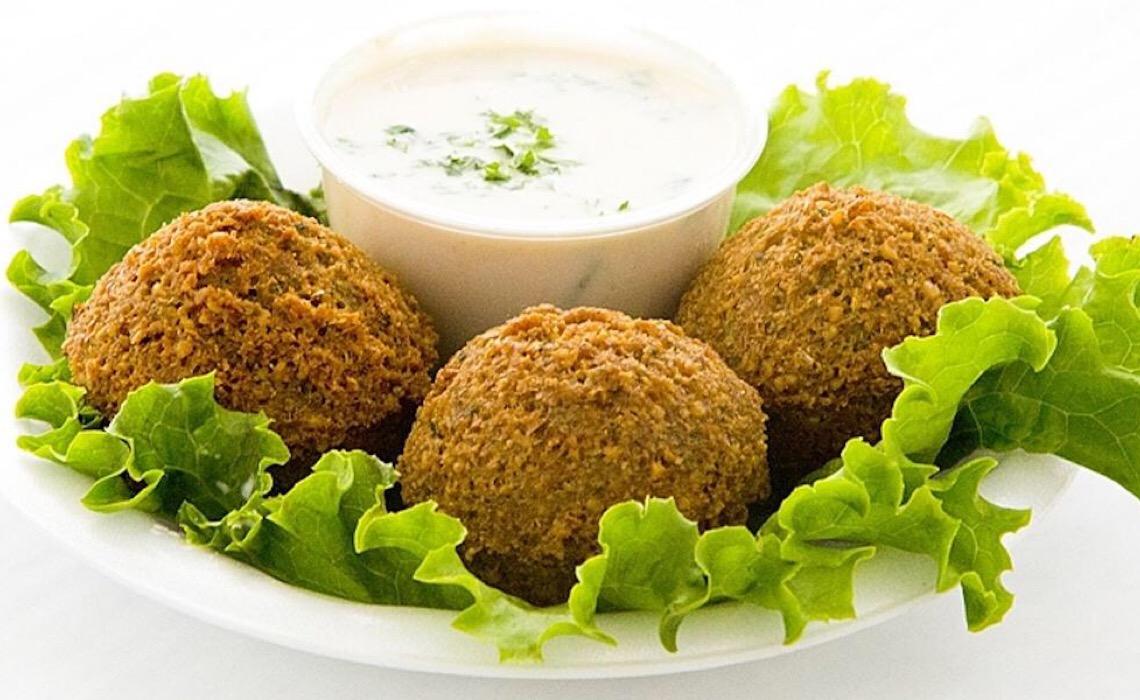 Sabor árabe: Aprenda a fazer falafel sem glúten