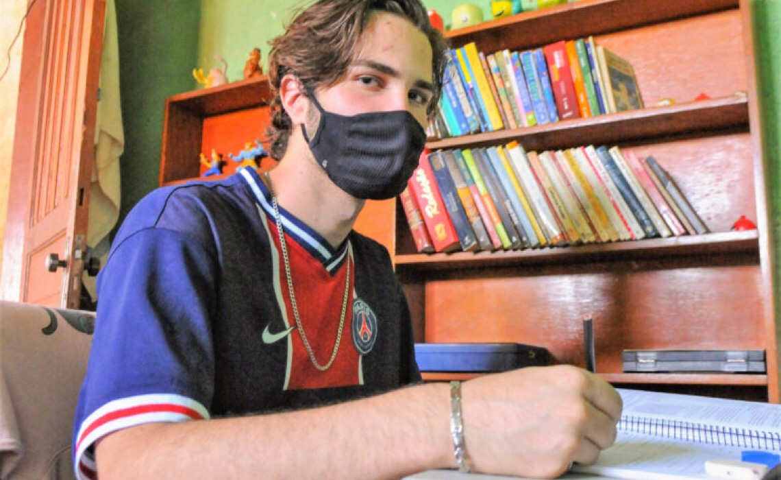 No DF, aluno de Altas Habilidades assume vaga na UnB aos 16 anos
