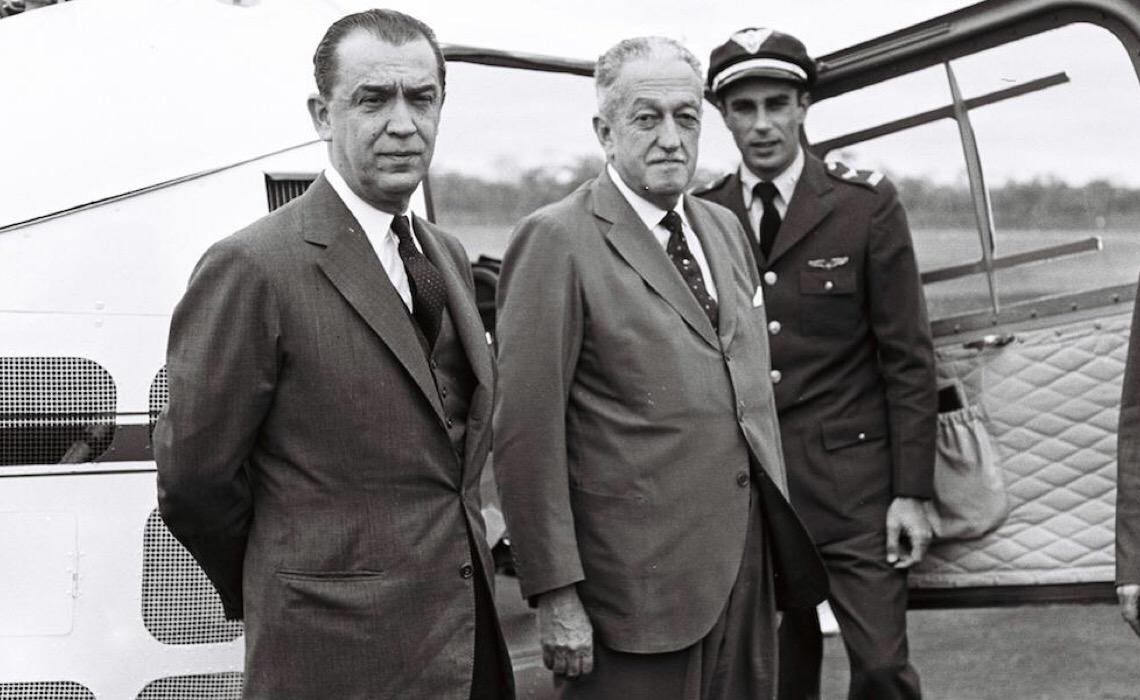 Há 63 anos era feito o primeiro voo de helicóptero em Brasília