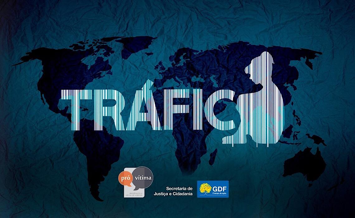 Vem aí a Semana de Enfrentamento ao Tráfico de Pessoas no Distrito Federal