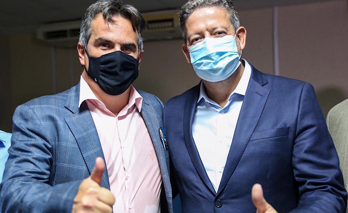 Foi Ciro Nogueira que levou ao presidente da Câmara a ameaça feita pelo ministro Braga Netto