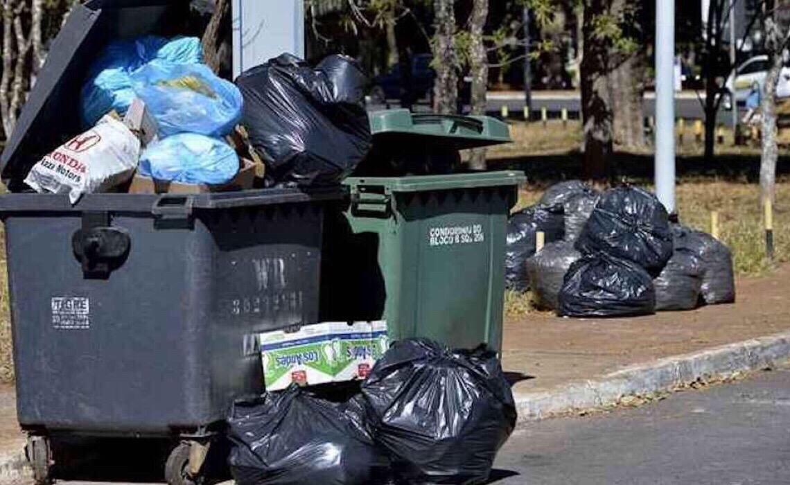Tribunal de Justiça do DF mantém decisão que obriga grandes geradores de resíduos a pagar taxa de limpeza pública