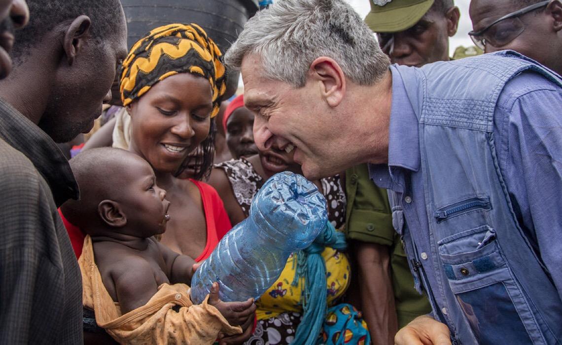 Pacto para proteger refugiados completa 70 anos em meio a apelos por cooperação