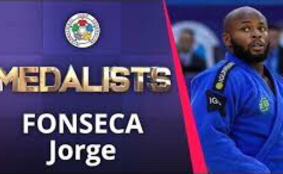 Bronze no Judô, Jorge Fonseca dedica medalha a Adidas e Puma: