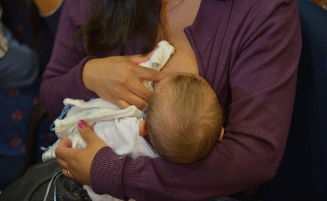Ministério da Saúde lança campanha de valorização do aleitamento materno