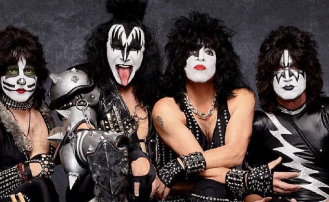 Kiss remarca shows no Brasil para abril e maio de 2022