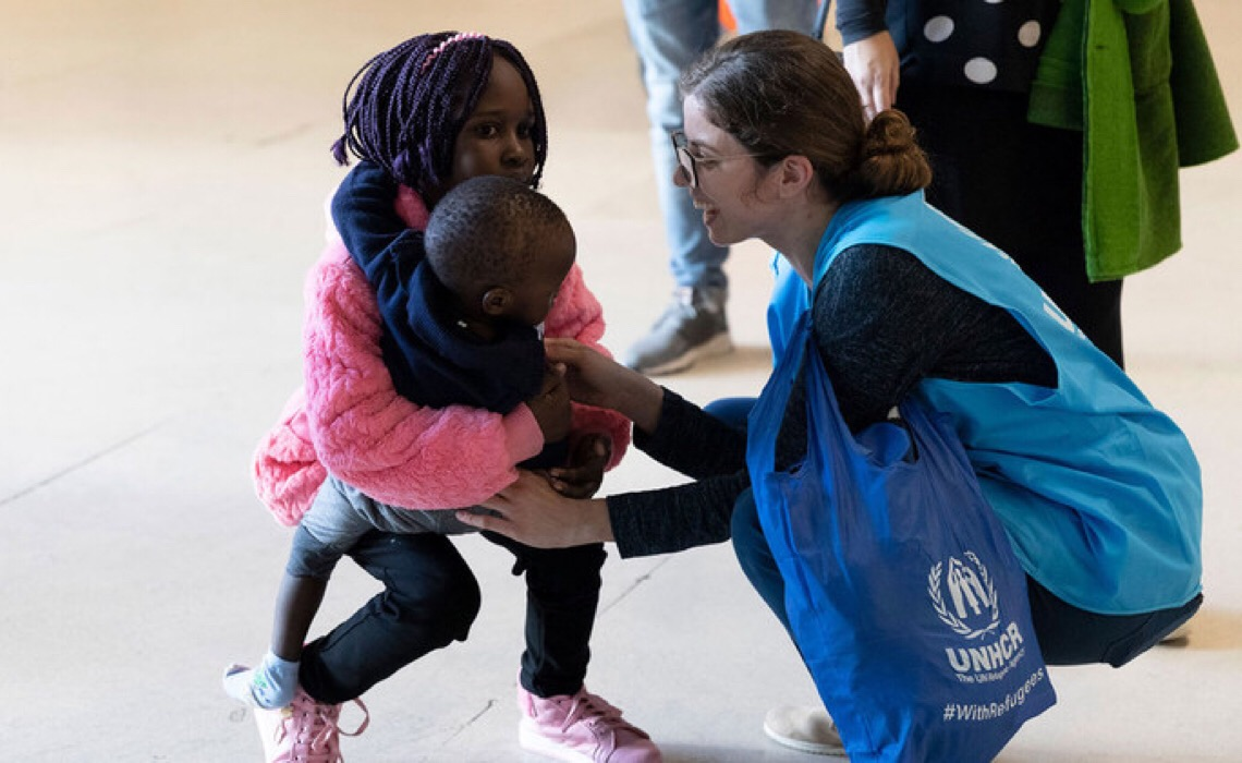 Brasil, Portugal e Moçambique elogiados por acolhimento de refugiados