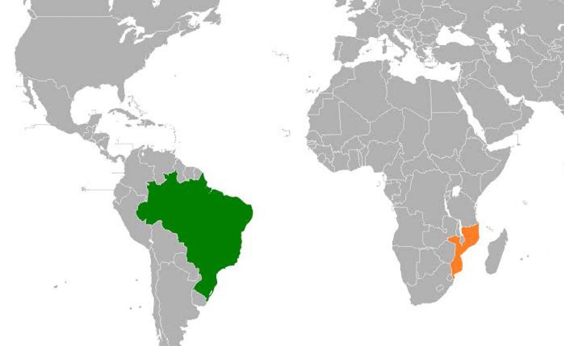 No YouTube, laços entre Brasil e Moçambique