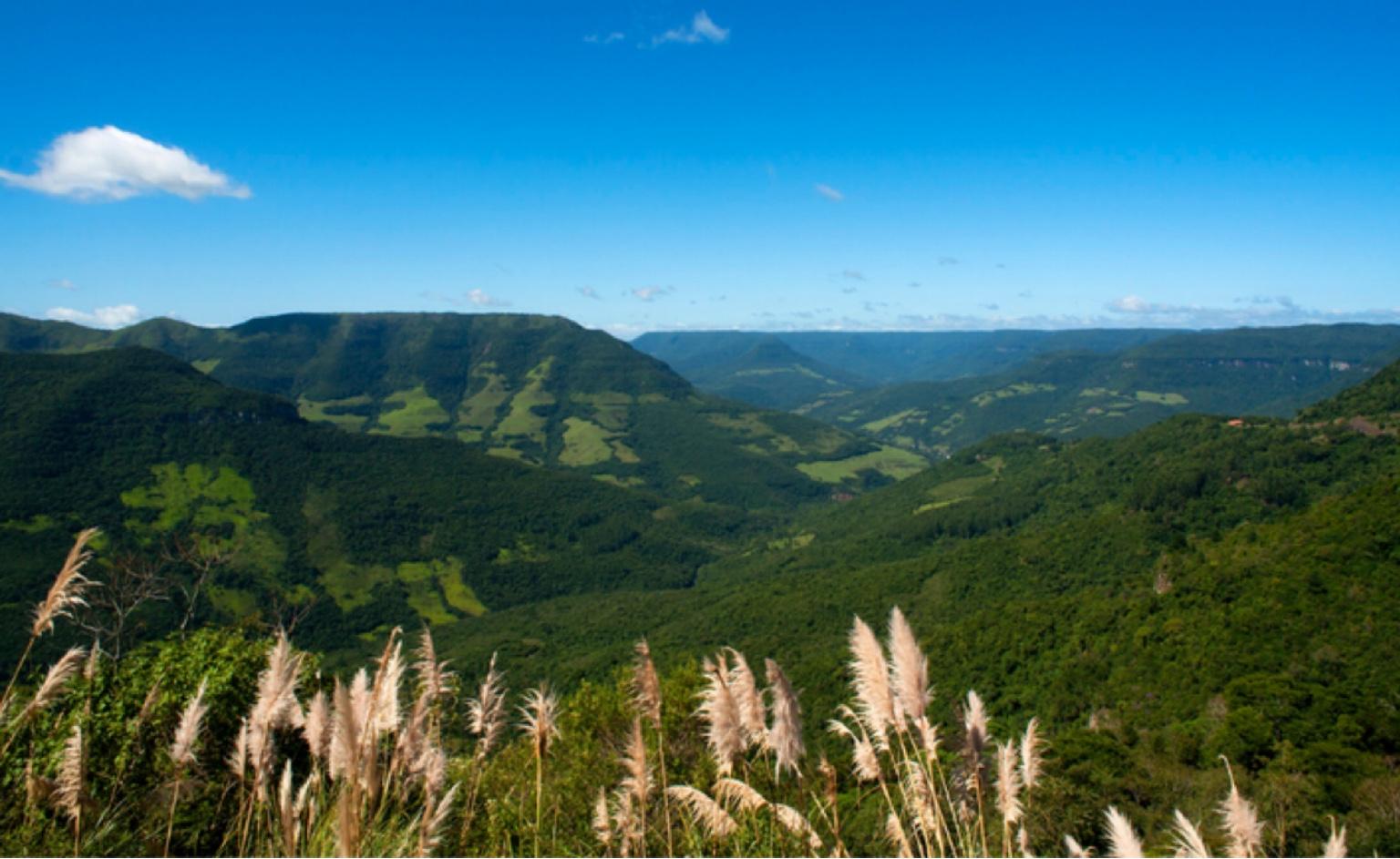 Parques nacionais de Aparados da Serra e da Serra Geral passam a receber investimentos privados