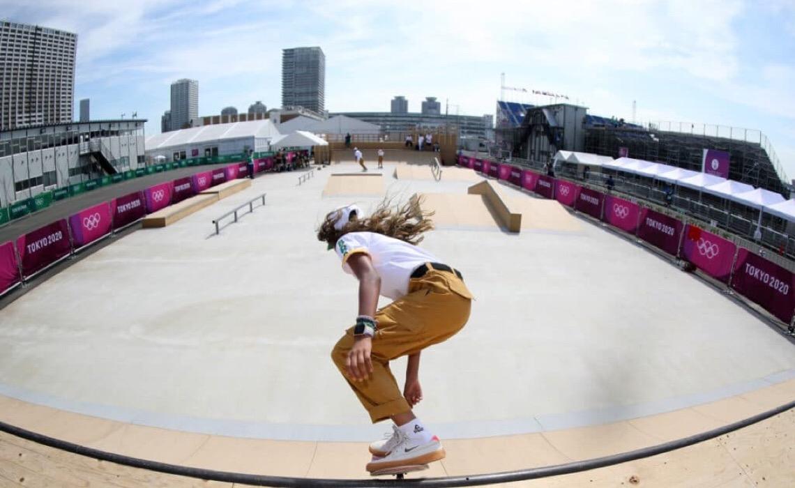 O skate, de vetado a atração em prédios