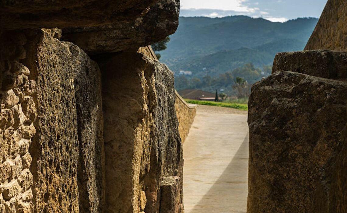 'Stonehenge espanhol' escondido sob águas de represa reaparece na superfície