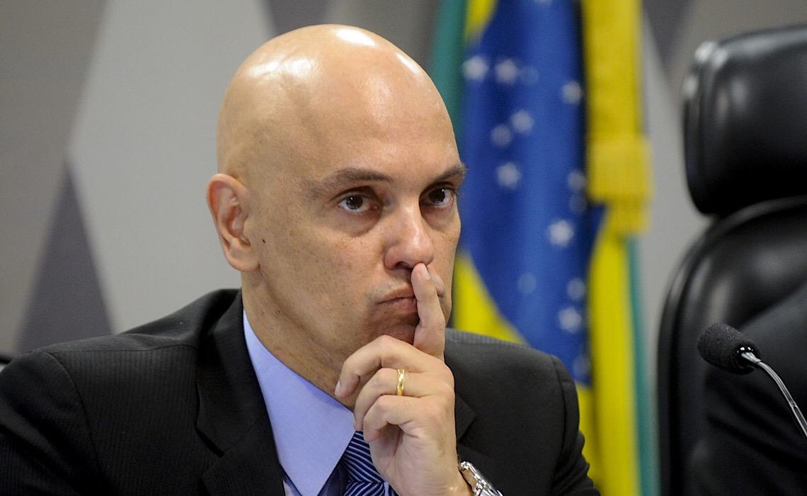 Uma carta aos bolsonaristas radicais que odeiam o ministro Alexandre de Moraes