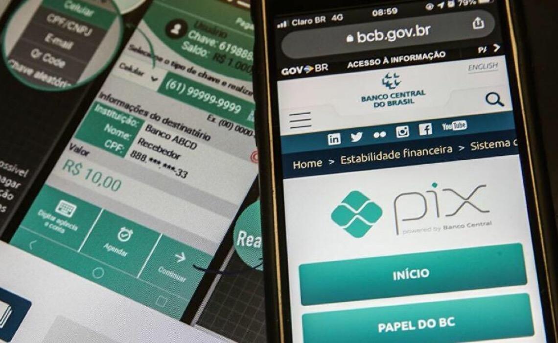 Para coibir fraudes e golpes, Banco Central anuncia mudanças no meio de pagamento Pix