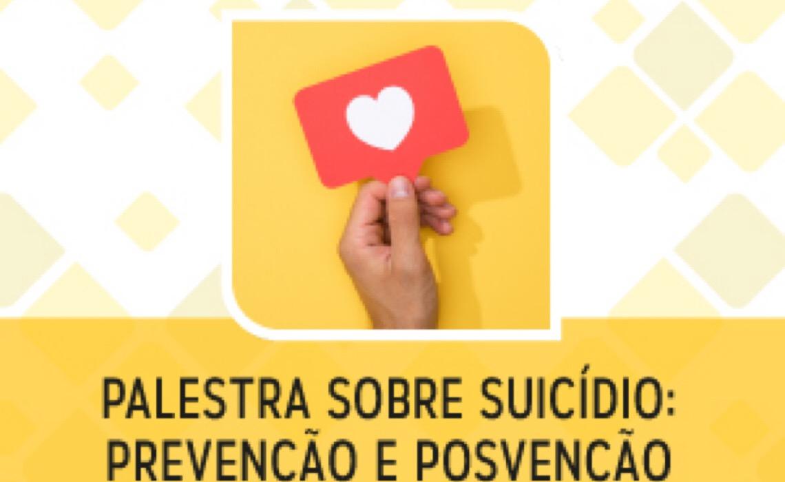 Ministério Público do DF promove palestra sobre prevenção e posvenção ao suicídio