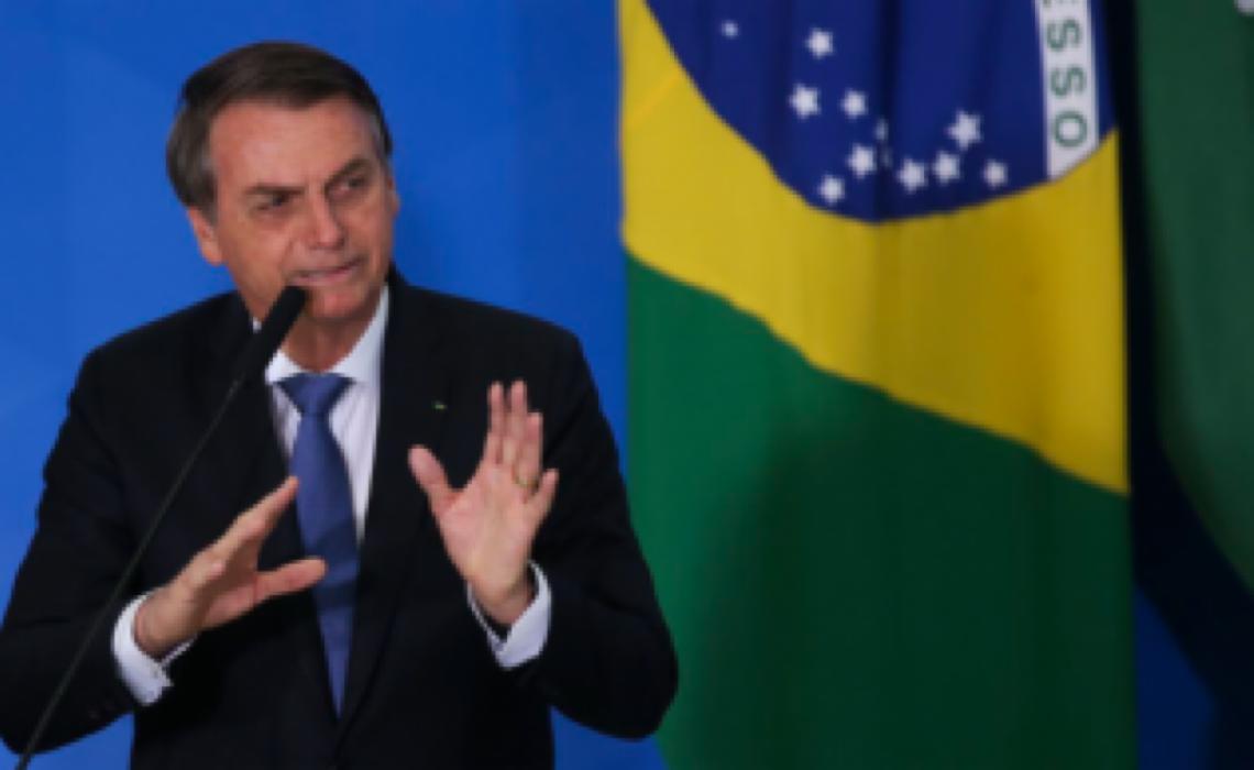 Bolsonaro espalha manifesto de empresários de Minas Gerais contra o STF