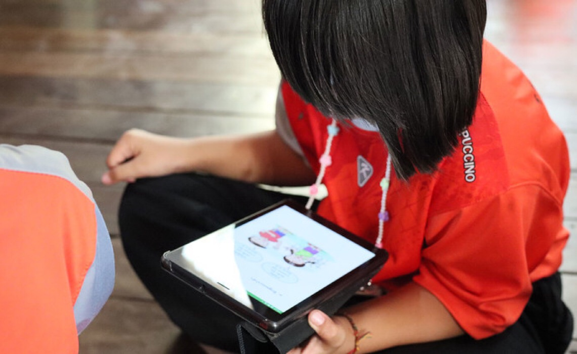 No Dia da Alfabetização, Unesco destaca importância das ferramentas digitais
