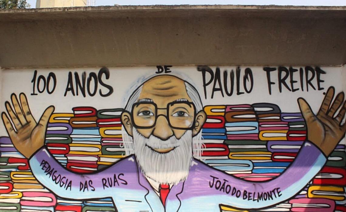 No centenário de Paulo Freire, Columbia anuncia eventos