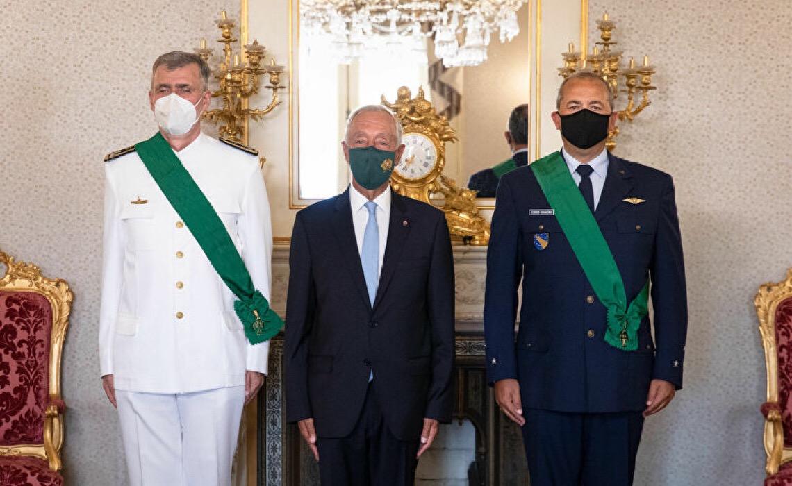 Covid-19: 'Portugal tem dívida de gratidão com vice-almirante por sucesso na vacinação', diz médico