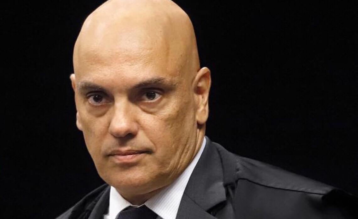 Alexandre de Moraes mantém mandado de prisão preventiva de 'Zé Trovão'