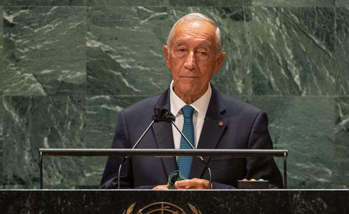 Portugal quer ocupar assento não permanente no Conselho de Segurança
